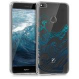 TPU Case Cover Huawei P8 Lite 2017 Wellen