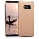 Softcase Hülle Samsung Galaxy S8 Rosegold