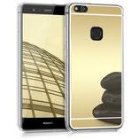 Spiegel Hülle Case Huawei P10 Lite Gold