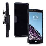 Hardcase mit Gürtelclip LG G4 Schwarz