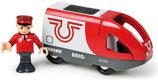 BRIO 33504 Railway Travel Battery Engine