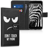 Wallet Case Xiaomi Mi 5X / Mi A1 Dont Touch