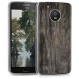 TPU Case Hülle Motorola Moto G5 Vintage