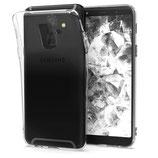 TPU Case Hülle Samsung Galaxy A6+ 2018