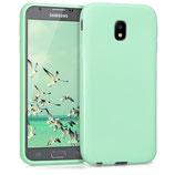 TPU Case Samsung Galaxy J3 2017 Mintgrün