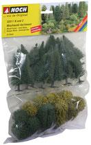 Noch 32811 Mischwald, 25 Bäume