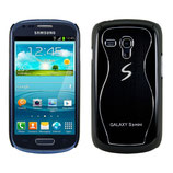 Hard Case Samsung Galaxy S3 Mini Schwarz