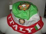 Sommer-Hut Italien Fussball EM 2016