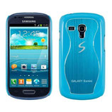 Hard Case Samsung Galaxy S3 Mini Hellblau