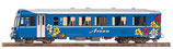 """Bemo 3254 143 RhB Bt 1703 """"Arosa-Express"""" Steuerwagen"""