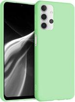 TPU Case Hülle Samsung Galaxy A32 Mint