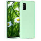 TPU Case Hülle Samsung Galaxy A41 Mintgrün