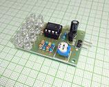 Blinker Modul LED Modul 8X Blau LED 12V E934