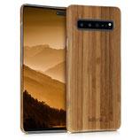 Holz Case Hülle Samsung Galaxy S10 5G