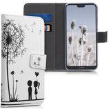 Wallet Case Huawei P20 Lite Pusteblume