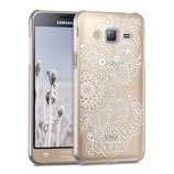 Crystal Case Samsung Galaxy J3 2016 Ethno