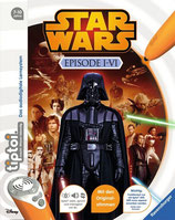 Ravensburger tiptoi: Star Wars Episode I-VI