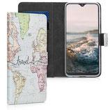 Wallet Case Samsung Galaxy A20e Travel