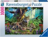 Ravensburger 15987 Wölfe im Wald
