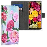Wallet Case Samsung Galaxy A40 Pfingtsrosen