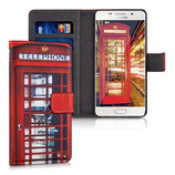 Wallet Case Samsung Galaxy A5 2016 London Telefon