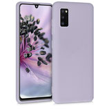 TPU Case Hülle Samsung Galaxy A41 Lavendel