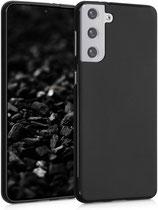 TPU Case Samsung Galaxy S21 Plus Schwarz