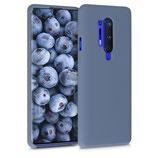 TPU Case Hülle OnePlus 8 Pro Lavendelgrau