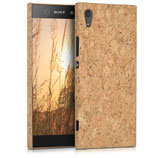 Kork Hardcase Hülle Sony Xperia XA1