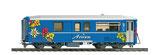 Bemo 3248 141 RhB BD 2481 Gepäckwagen Arosa Express