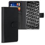 Wallet Case Huawei P40 Schwarz