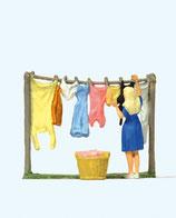 Preiser 28110 Waschtag H0