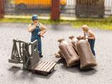 Noch 13922 Getreidewaage 3D minis