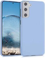 TPU Case Samsung Galaxy S21 Plus Hellblau