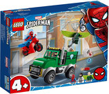 LEGO 76147 Marvel Spiderman Vultures LKW