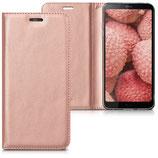 Flipcover Case Hülle LG G6 Rosegold
