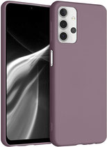 TPU Case Hülle Samsung Galaxy A32 Grape