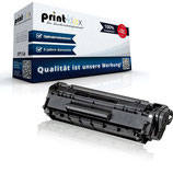 Toner Schwarz HP35A CB435A Laserjet
