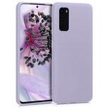 TPU Case Samsung Galaxy S20 Lavendel