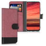 Wallet Case Huawei P40 Lite Canvas Altrosa