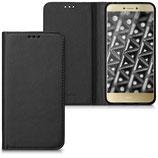 Flip Case Cover Huawei P8 Lite 2017 Schwarz