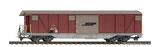 Bemo 2278 177 RhB Gak-v 5407 Schiebewandwagen