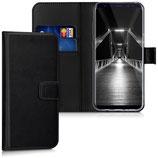 Wallet Case Samsung Galaxy S8+ Schwarz
