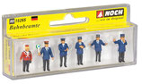 Noch 15265 Bahnbeamte Deutschland H0