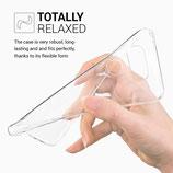 Crystal Case Hülle LG G5 aus TPU Silikon