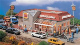 3632 - Vollmer H0 - Burger King - Restaurant