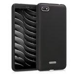TPU Case Cover Xiaomi Redmi 6A Schwarz