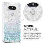 Crystal Case Hülle LG G5 Mandala Mint