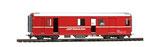 Bemo 3269 133 RhB D 4213 Gepäckwagen
