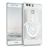 Case Hülle Huawei P9 Hamsa Design